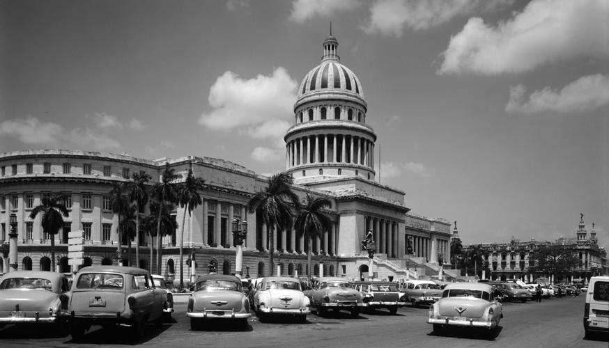 Capitolio   Havana, Cuba
