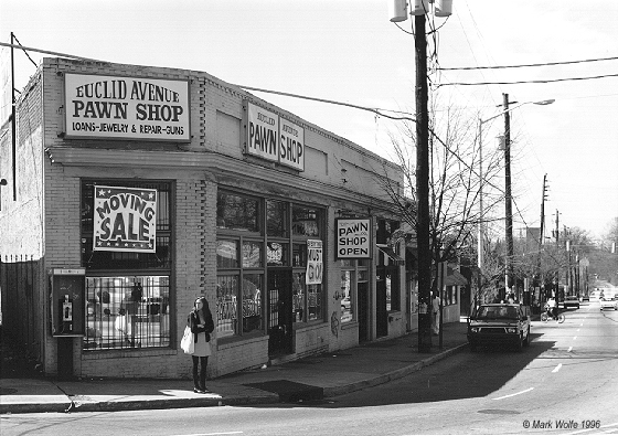 Euclid Ave Pawn Shop   Little 5 Points