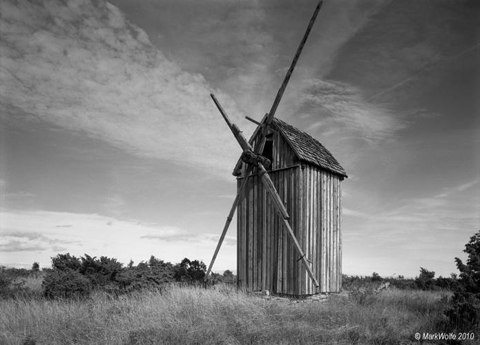 Gotland   Skoge väderkvarn