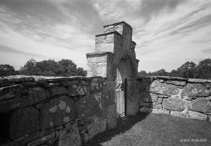 Gotland   Sundre kyrkas grind