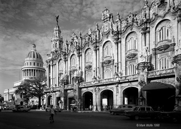 Gran Teatro   Havana, Cuba