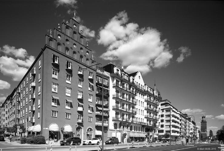Kungsholmen trappgavelshus