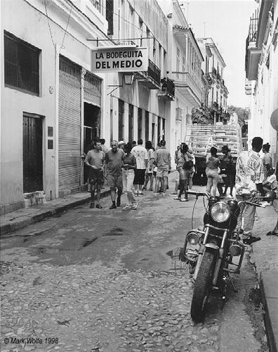 La Bodeguita del Medio   Havana, Cuba