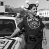 Native policeman - Juneau, Alaska