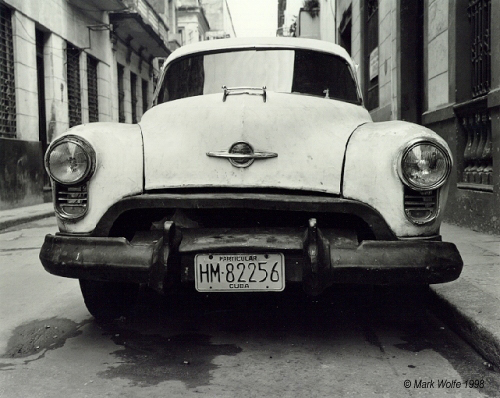 Oldsmobile   Havana, Cuba