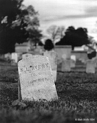 SLAvery   Oakland Cemetery