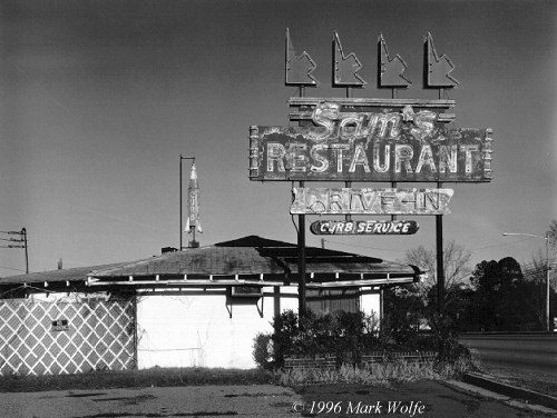 Sams Restaurant   Swainsboro