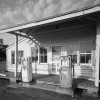 old gas station - Kitty Hawk, North Carolina