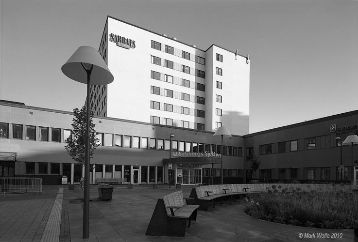 Sabbatsbergs sjukhus