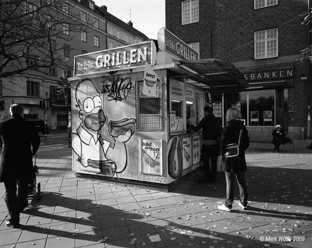 S:t Eriksgrillen   Sankt Eriksplan