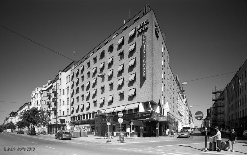 Hotel Oden   Karlbergsvägen 24