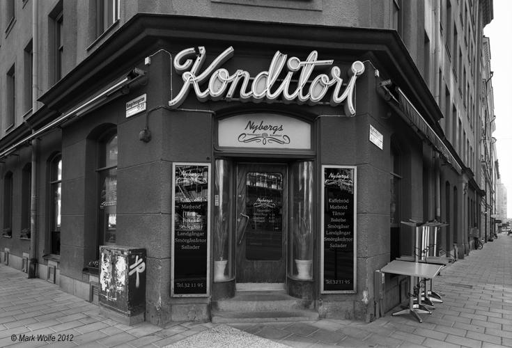 Nybergs Konditori   Uplandsgatan 26