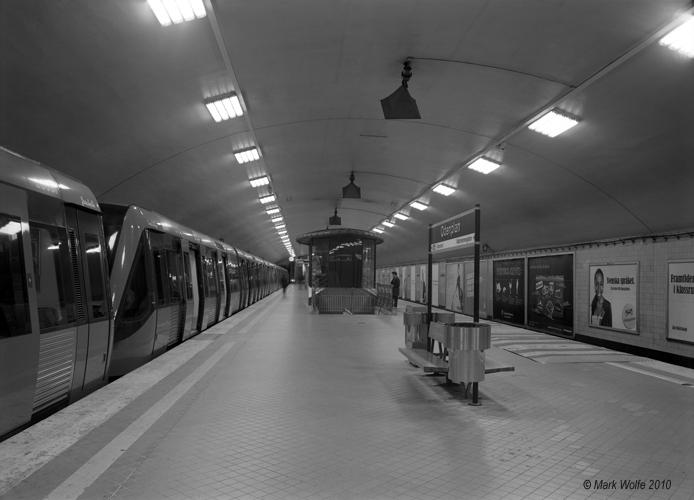 Odenplan tunnelbanestation