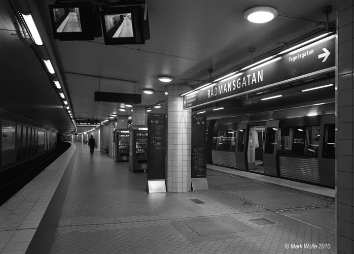 Rådmansgatans tunnelbanestation