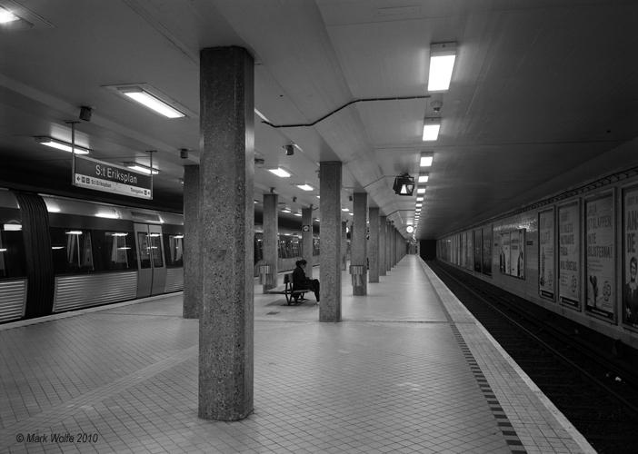 Sankt Eriksplan tunnelbanestation