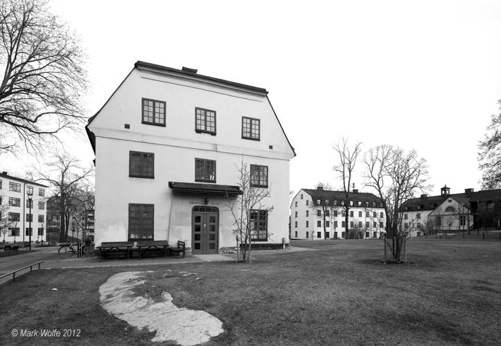 Katarina huset   Sabbatsberg området