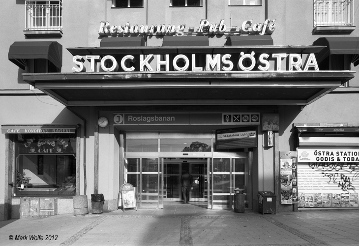Stockholms Östra Station