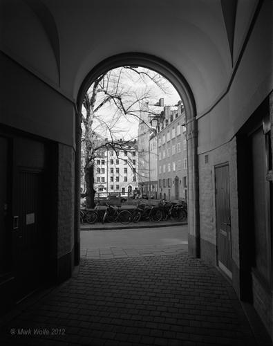 Tre Liljor passagen