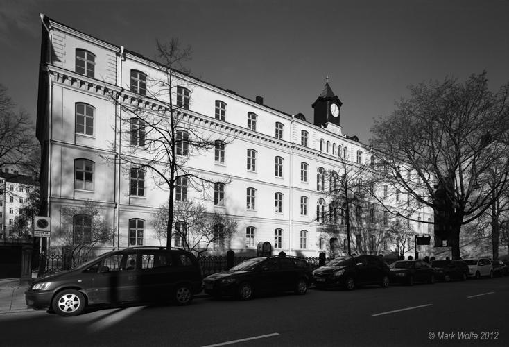Borgerskapets enkehus