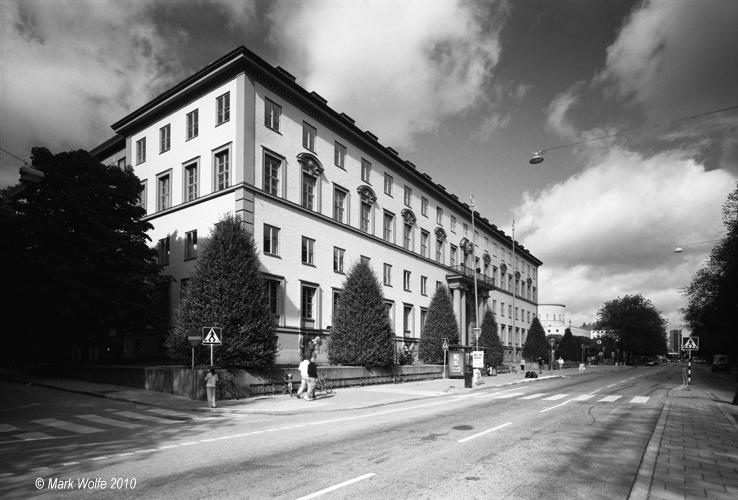Handelhögskolan   Sveavägen 65