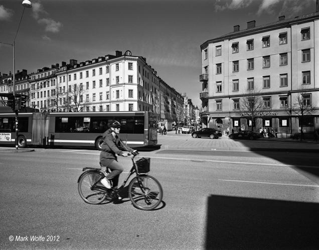 Norrtullsgatan vid Odenplan